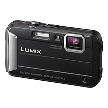 Lumix DMC-TS30 Digital Camera (Black) Image 0