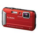 Panasonic | Lumix DMC-TS30 Digital Camera (Red) | DMCTS30R