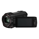 Panasonic | HC-WX970 4K Ultra-HD Camcorder with Twin Video Camera (Black) | HCWX970K