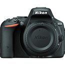 Nikon   D5500 Digital SLR Camera Body (Black)   1544