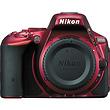 D5500 Digital SLR Camera Body (Red)