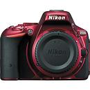 Nikon | D5500 Digital SLR Camera Body (Red) | 1545