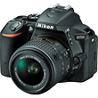D5500 DSLR Camera with 18-55mm Lens (Black)