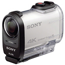 Sony | FDR-X1000V 4K Action Cam (White)