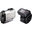 FDR-X1000V 4K Action Cam with Live View Remote Bundle