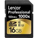16GB Professional 1000x UHS-II SDHC Memory Card