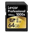 64GB Professional 1000x UHS-II SDHC Memory Card