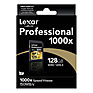 128GB Professional 1000x UHS-II SDXC Memory Card (2-Pack) Thumbnail 1