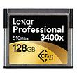 Professional 128GB 3400x CFast 2.0 Memory Card