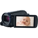 Canon | VIXIA HF R600 Full HD Camcorder (Black) | 0280C001