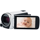 Canon | VIXIA HF R600 Full HD Camcorder (White) | 0280C002