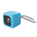 Polaroid Bumper Case for CUBE Action Camera (Blue)