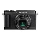 Olympus Stylus SH-2 Digital Camera (Black)