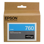 T760 Cyan Ultrachrome HD Ink Cartridge