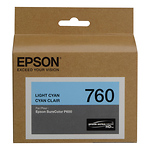 T760 Light Cyan Ultrachrome HD Ink Cartridge