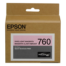 T760 Vivid Light Magenta Ultrachrome HD Ink Cartridge Image 0