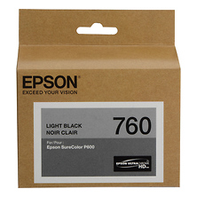 T760 Light Black Ultrachrome HD Ink Cartridge Image 0