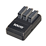 Xtreme Action Series Triple Battery Charger for GoPro HERO4