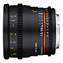 50mm T1.5 AS UMC Cine DS Lens for Sony E Mount Thumbnail 2