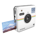 Polaroid Socialmatic Instant Digital Camera (White)