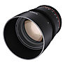 85mm T1.5 Cine DS Lens for Canon EF Mount