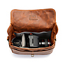 The Bowery Leather Camera Bag (Antique Cognac) Thumbnail 3