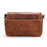The Bowery Leather Camera Bag (Antique Cognac) Thumbnail 1