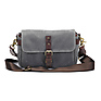 The Bowery Camera Bag (Smoke)
