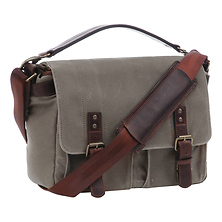 The Prince Street Camera Messenger Bag (Smoke) Image 0