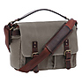 The Prince Street Camera Messenger Bag (Smoke)