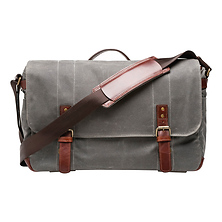 The Union Street Messenger Bag (Smoke) Image 0