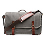 The Union Street Messenger Bag (Smoke)