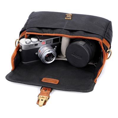 Ona Bags The Bowery Camera Bag Black