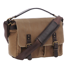 The Prince Street Camera Messenger Bag (Field Tan) Image 0