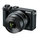 Nikon | 1 J5 Mirrorless Digital Camera with 10-30mm Lens (Black) | 27707