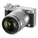 Nikon | 1 J5 Mirrorless Digital Camera with 10-100mm Lens (Silver) | 27711
