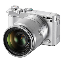 1 J5 Mirrorless Digital Camera with 10-100mm Lens (White) Image 0