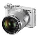 Nikon | 1 J5 Mirrorless Digital Camera with 10-100mm Lens (White) | 27710