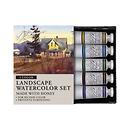 M. Graham & Co. | Landscape 0.5 oz Artists Watercolor 5 Color Set | GRM-33-LAND