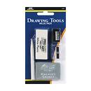 Pro Art | Eraser Sharpener Stump Drawing Value Pack | PRO-3084