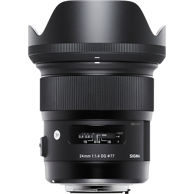 24mm f/1.4 DG HSM Art Lens for Sony E Image 0