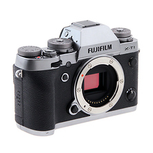 X-T1 Mirrorless Digital Camera Body Only, Graphite Silver - Open Box Image 0