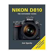 The Expanded Guide To Nikon D810 - Paperback Book Image 0