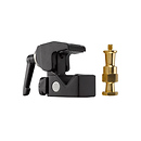 Kupo | Convi Clamp With Hex Stud (Black) | KG701611