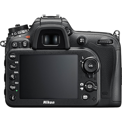 6dcea33e1 Nikon D7200 Digital SLR Camera Body | Nikon D7200