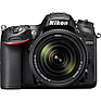 D7200 Digital SLR Camera with AF-S DX NIKKOR 18-140mm f/3.5-5.6G ED VR Lens Thumbnail 0
