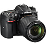 D7200 Digital SLR Camera with AF-S DX NIKKOR 18-140mm f/3.5-5.6G ED VR Lens Thumbnail 1