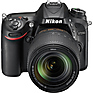 D7200 Digital SLR Camera with AF-S DX NIKKOR 18-140mm f/3.5-5.6G ED VR Lens Thumbnail 2