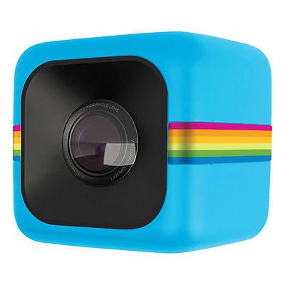 Cube Mini Lifestyle Action Camera (Blue) Image 0