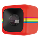 Polaroid Cube Mini Lifestyle Action Camera (Red)